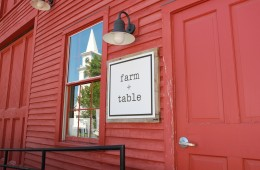 Farm + Table Kennebunkport, ME