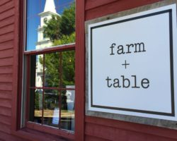 farm + table